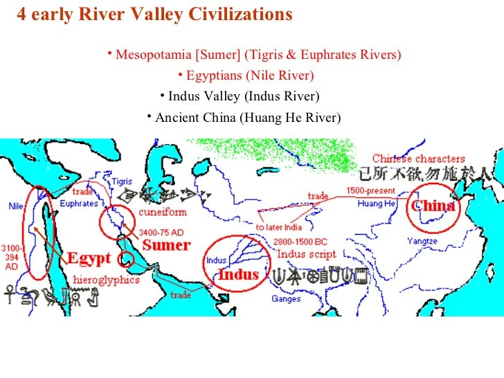 two cultures that developed into civilization The people of this indus valley civilization did not build  the ruins of two  and the civilization became fragmented into smaller regional cultures.