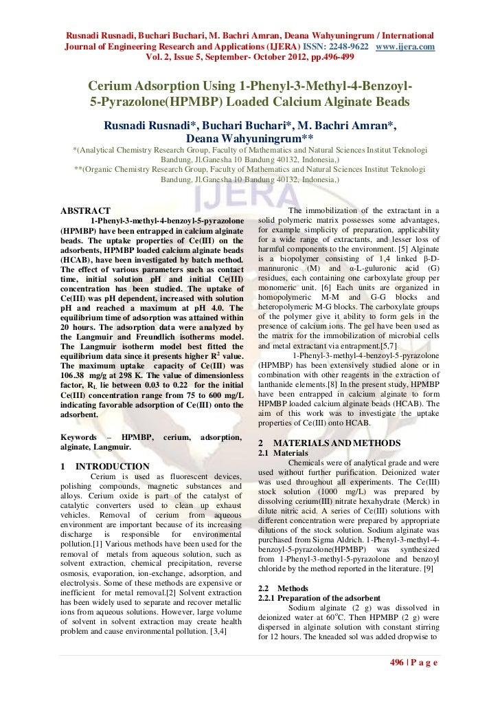 Rusnadi Rusnadi, Buchari Buchari, M. Bachri Amran, Deana Wahyuningrum / International Journal of Engineering Research and ...