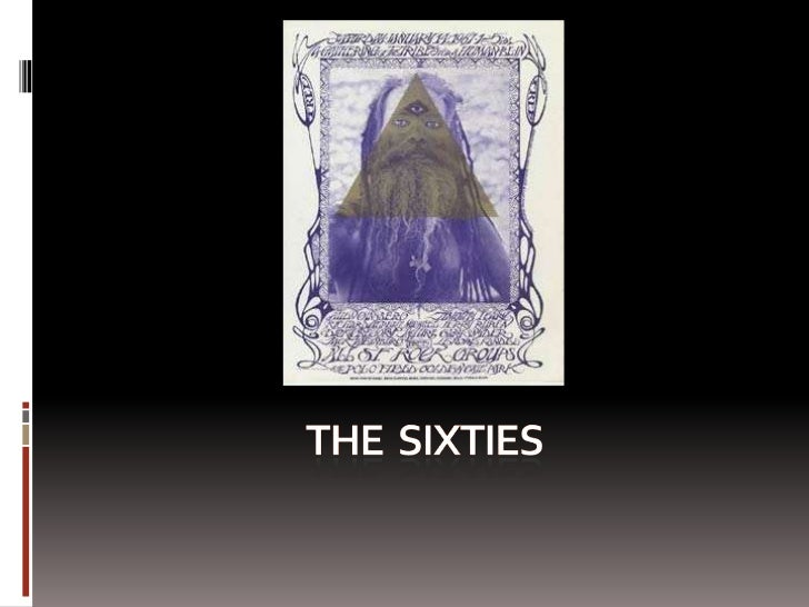 Ch 25 The Sixties