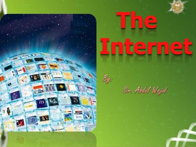 Ch 26 the internet