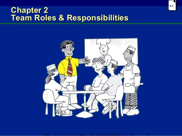 Chapter 2 - Team Roles & Responsibilities