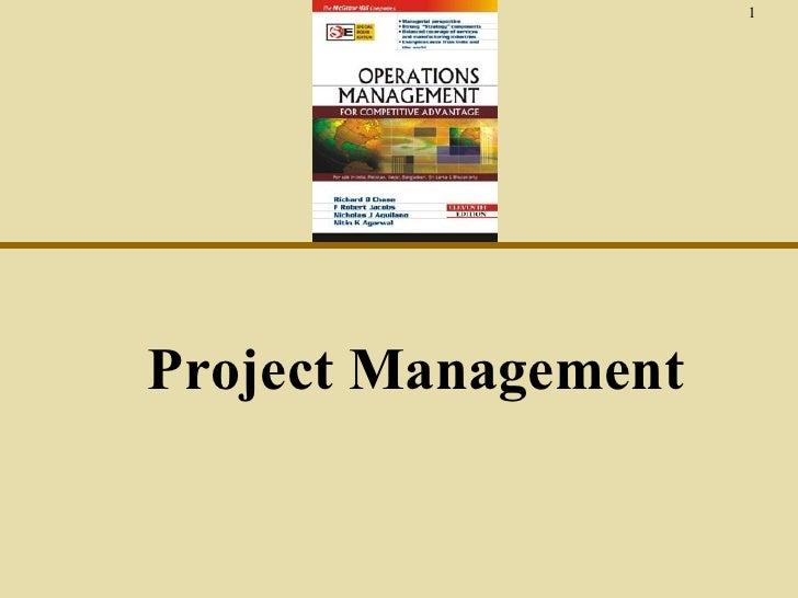 1Project Management