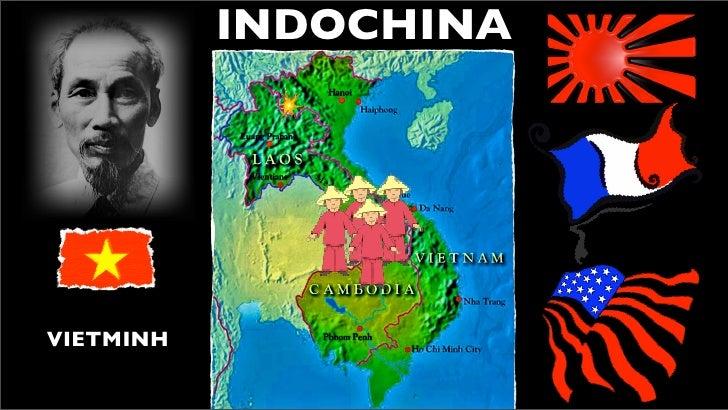 INDOCHINA     VIETMINH