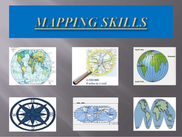 The Mapping Skills