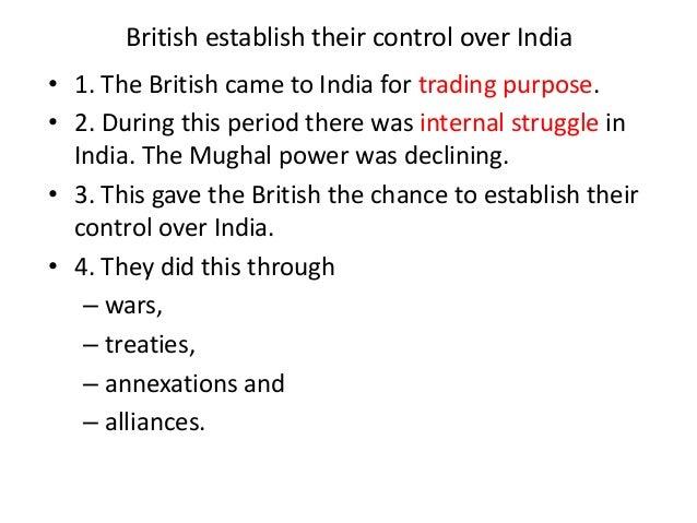 the impact of british rule in india Economic impact of the british rule in india - informative & researched article on economic impact of the british rule in india from indianetzone, the largest free.