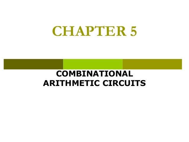 Logic Design - Chapter 5: Part2 Ddders