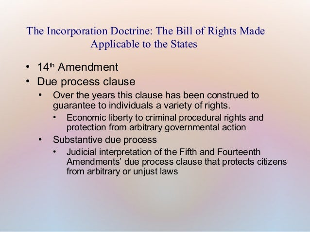 palko v connecticut interpretation Palko v connecticut opinions syllabus  view case  appellant frank palko  appellee connecticut  location fairfield county trial court docket no 135  decided by hughes court  citation 302 us 319 (1937) argued nov 12, 1937  facts of the case frank palko had been charged with first-degree murder he was convicted.