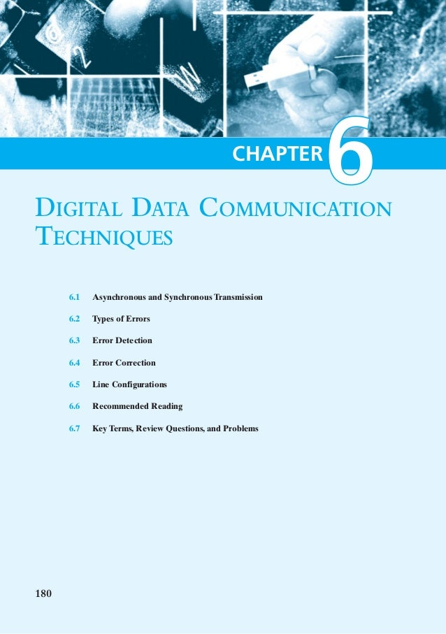 Ch 6 data and computer communicationwilliam stallings