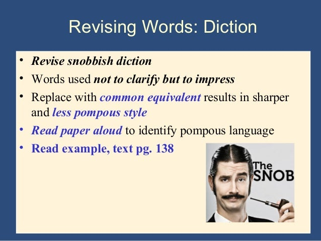 Words used in research papers