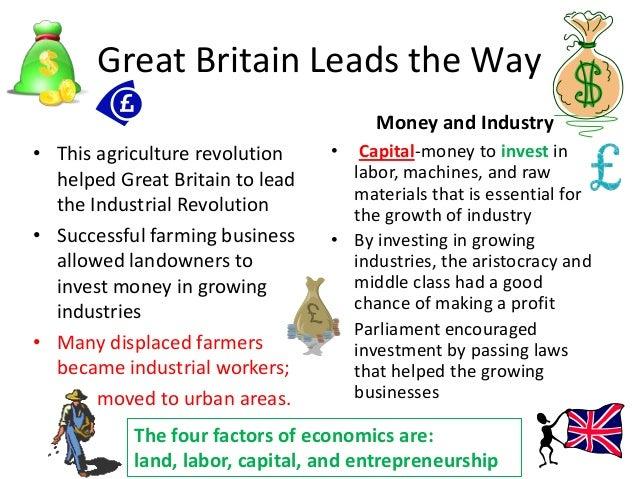 Industrial Revolution - Lessons - Tes Teach