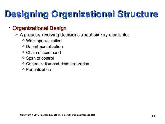 key concepts of organizational design Organizations and the criteria for organizational effectiveness these concepts have grown and  the key dimensions of organizational design and management are identified, followed by a brief overview  organizational design with consideration of the needs and interests of the workers and the use of.