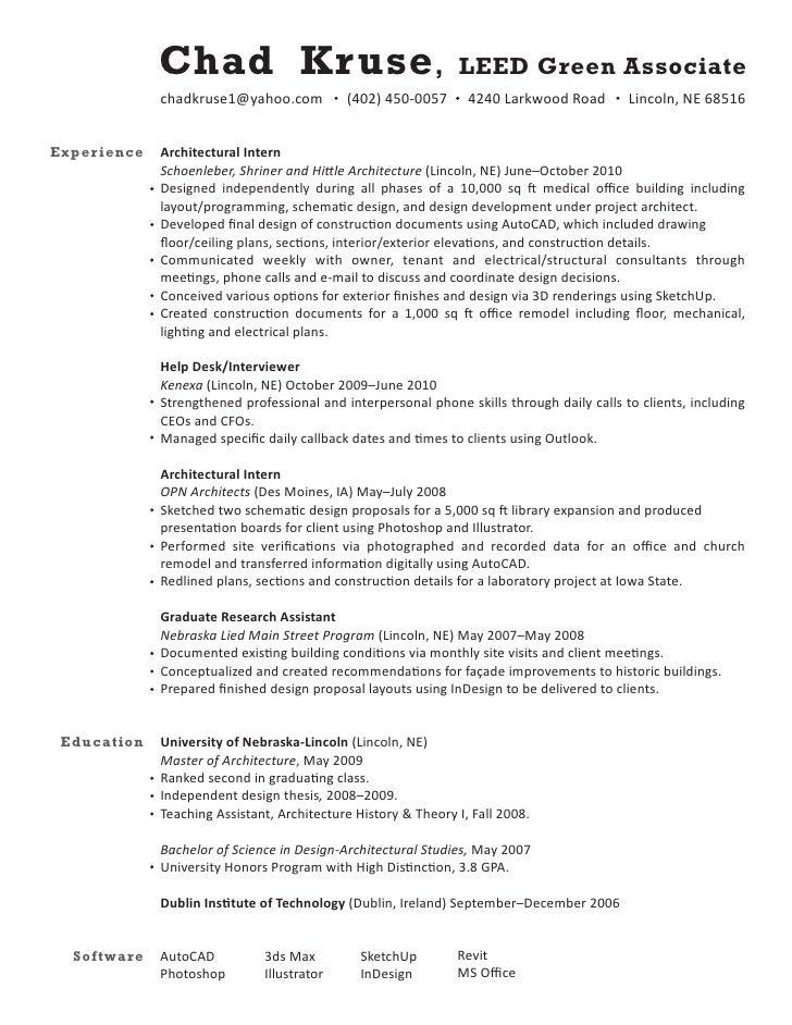 Chad Kr use ,                                     LEED Green Associate             chadkruse1@yahoo.com           (402) 45...