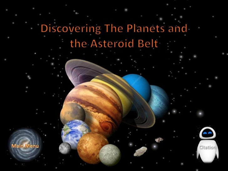 Discovering the Solar System