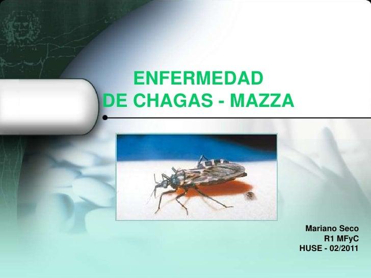 Manifestaciones digestivas enfermedad de Chagas-Mazza