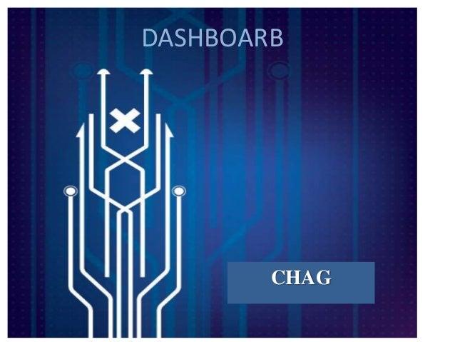 Chag dashboard