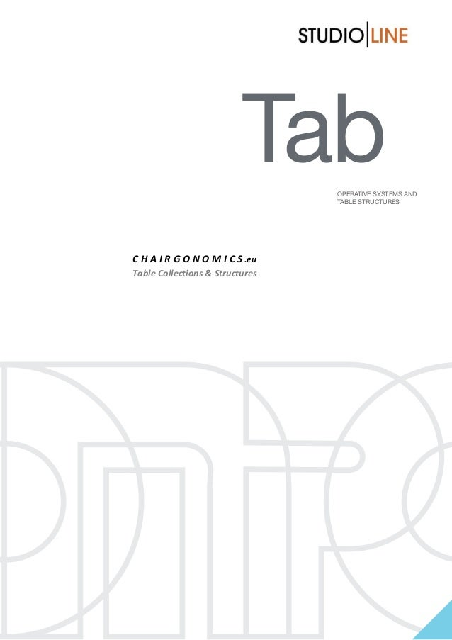 Tab st stttt  t  Operative systems and table structures  C H A I R G O N O M I C S .eu Table Collections & Structures