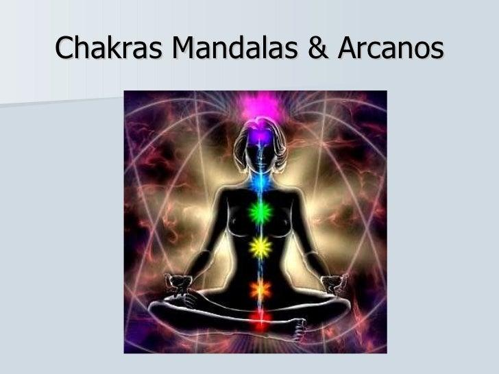 Chakras Mandalas & Arcanos