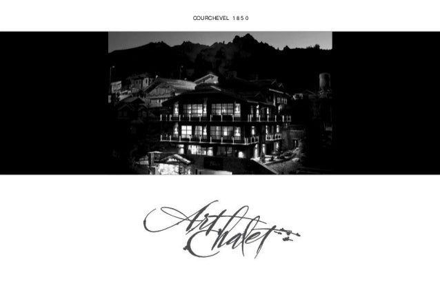 COURCHEVEL 1 8 5 0