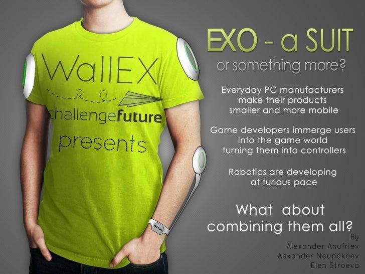 [Challenge:Future]  EXO