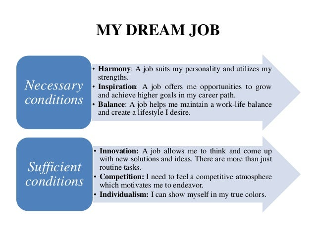 on job essay on job