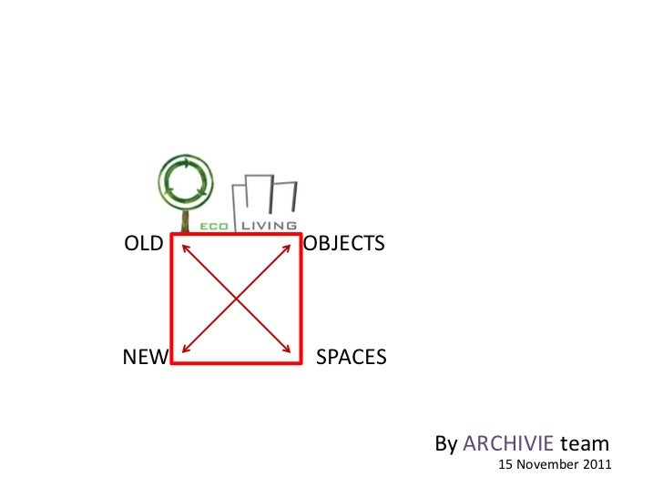 [Challenge:Future] OLD OBJECTS - NEW SPACES : Fun + Meaning2 = 2030 finals