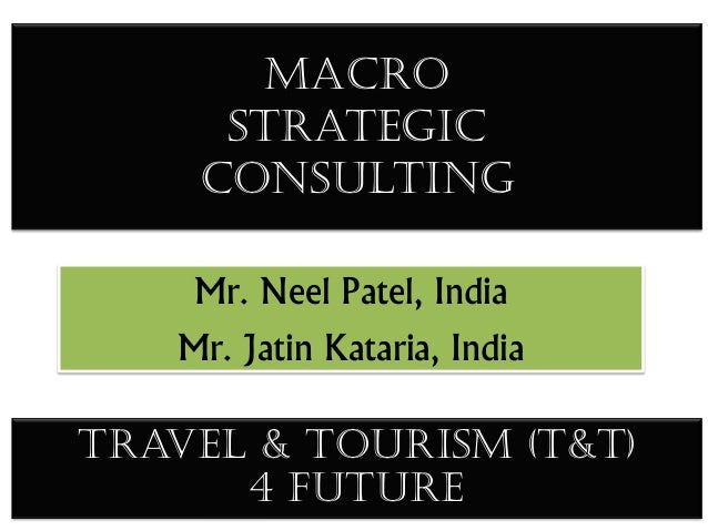 "[Challenge:Future] ""Travel & Tourism (T&T) 4 Future"""