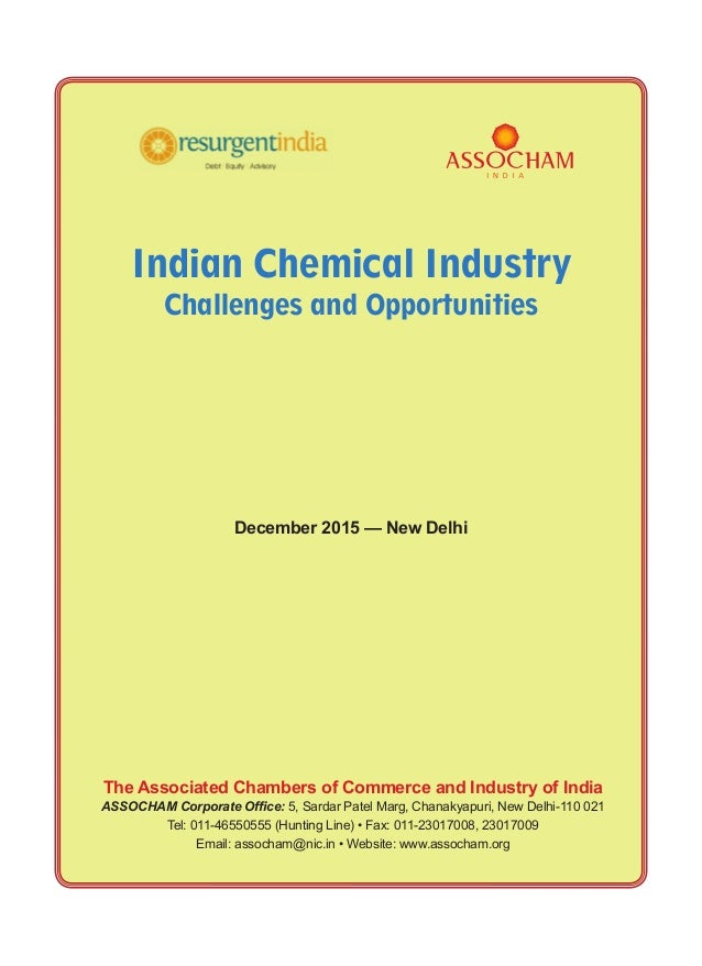 issues faced by the chemical industry In 2018, the chemicals industry may be approaching more profitability prodded by accelerating technology advances, some companies have begun to rethink their growth strategies, finding new ways to benefit from mergers and acquisitions, digital products and services, and even political forces affecting global trade.