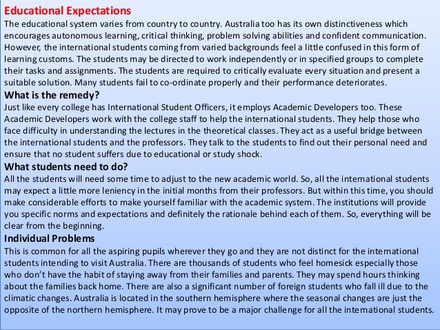the challenge faced by international students Full-text paper (pdf): the challenge of international human resource management: balancing the duality of strategy and practice.