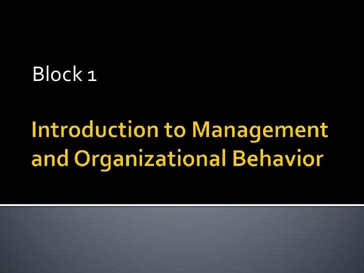 Challenges facing management
