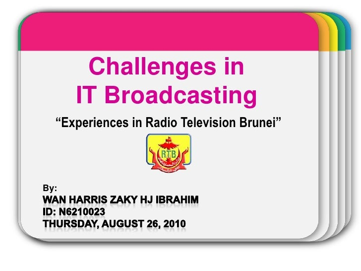 Broadcasting 2.0 - The Journey Forward