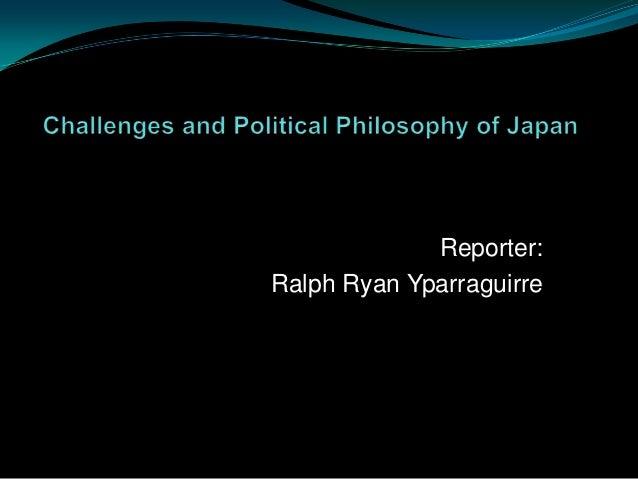 Reporter: Ralph Ryan Yparraguirre