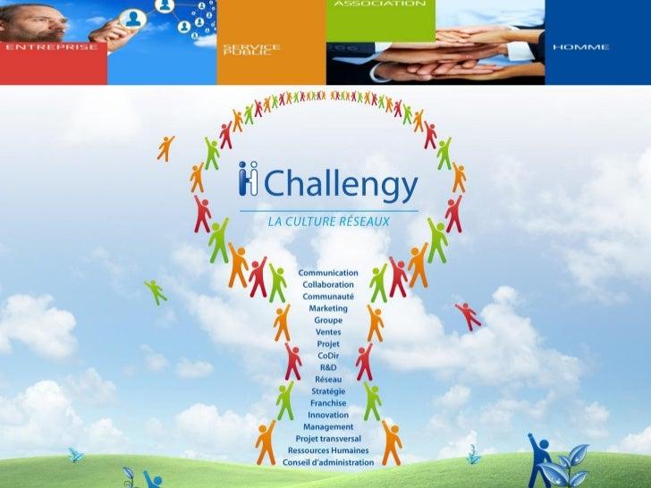 Challengy Strategie : votre expert en Réseaux Sociaux