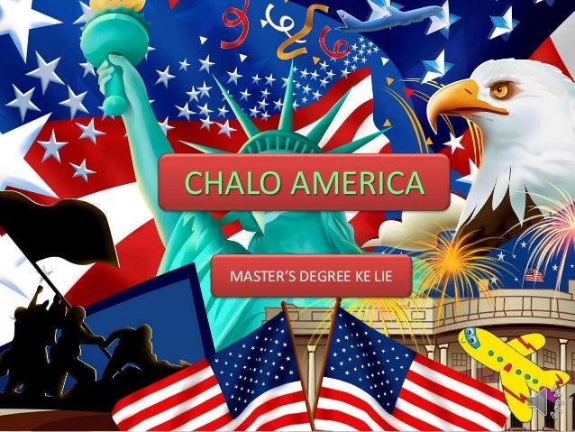 Chalo america