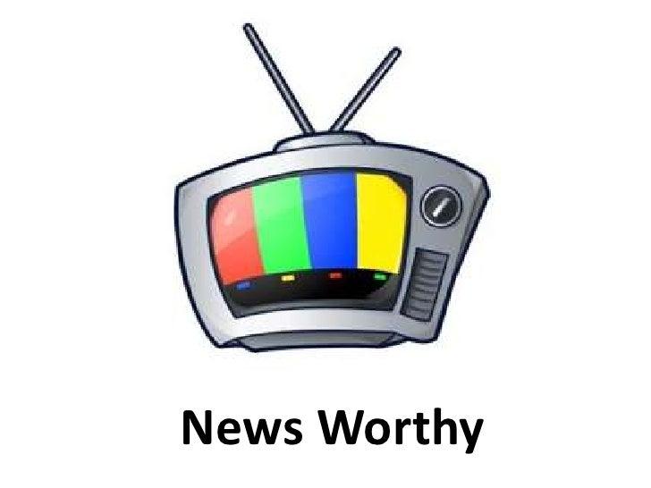 News Worthy<br />