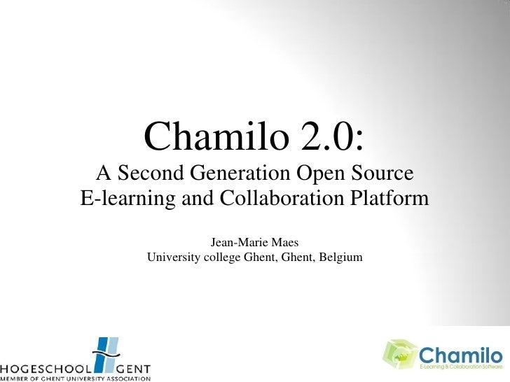 Chamilo 2.0 hasselt_ice