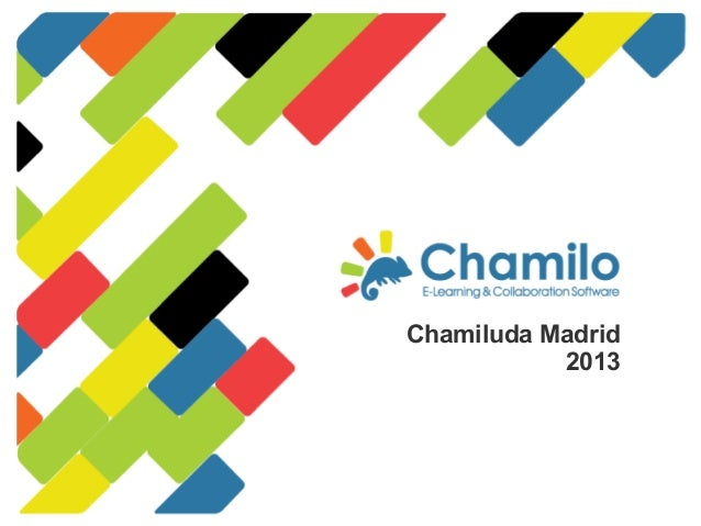 Chamiluda Madrid 2013