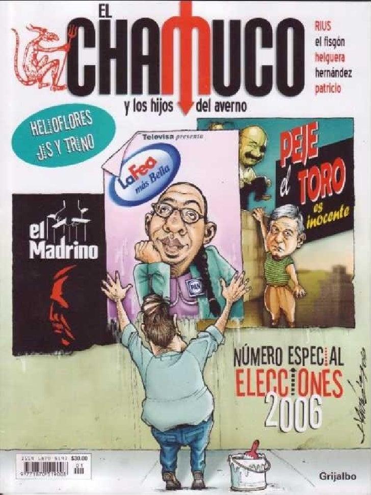 Chamuco elecciones 2006 Mexico
