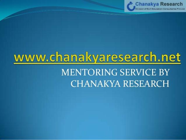 MBA Essay Services India