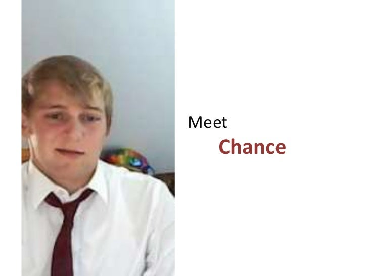 Chance Staley's visual resume
