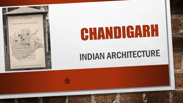INTRODUCTION TO CHANDIGARH  Since Punjab was divided into two parts, the capital was left in Pakistan therefore Punjab in...