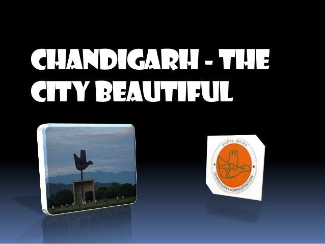 Chandigarh   the city beautiful