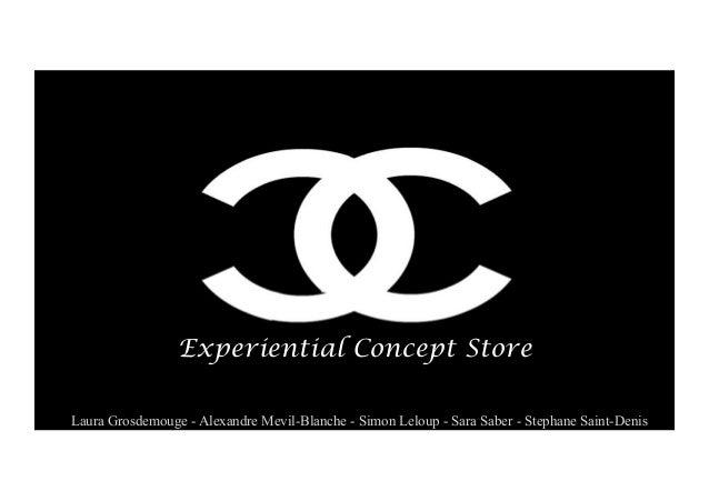 Experiential Concept Store Laura Grosdemouge - Alexandre Mevil-Blanche - Simon Leloup - Sara Saber - Stephane Saint-Denis