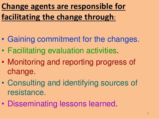 the challenges of change The change process can have very different challenges for the leader than for the rest of the team knowing what challenges may lay ahead can best prepare you for managing them here are a few to keep in mind when leading the change.