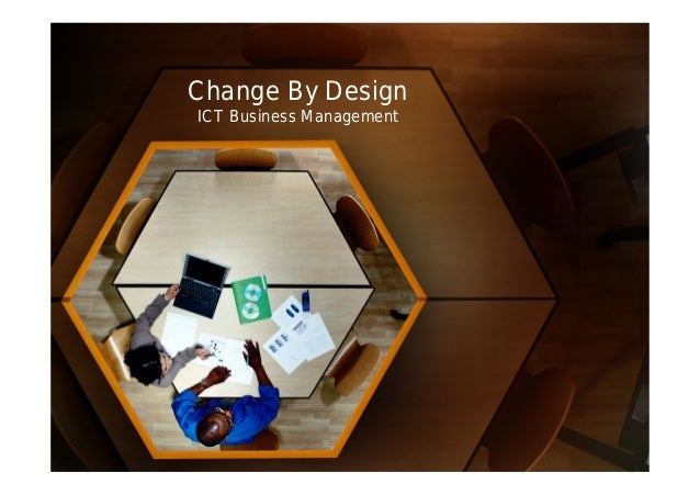 Change By DesignICT Business Management