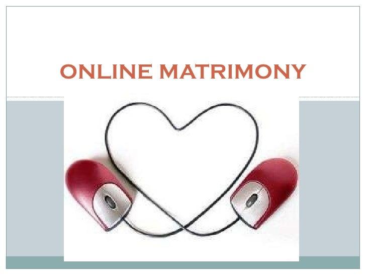 ONLINE MATRIMONY