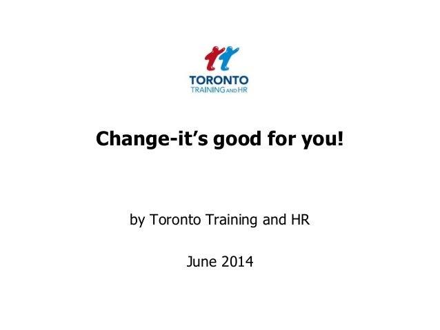Change June 2014