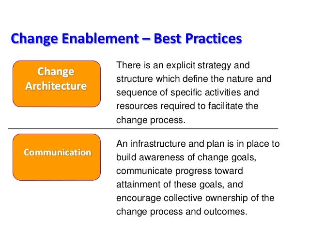 change management and communication plan 2 essay