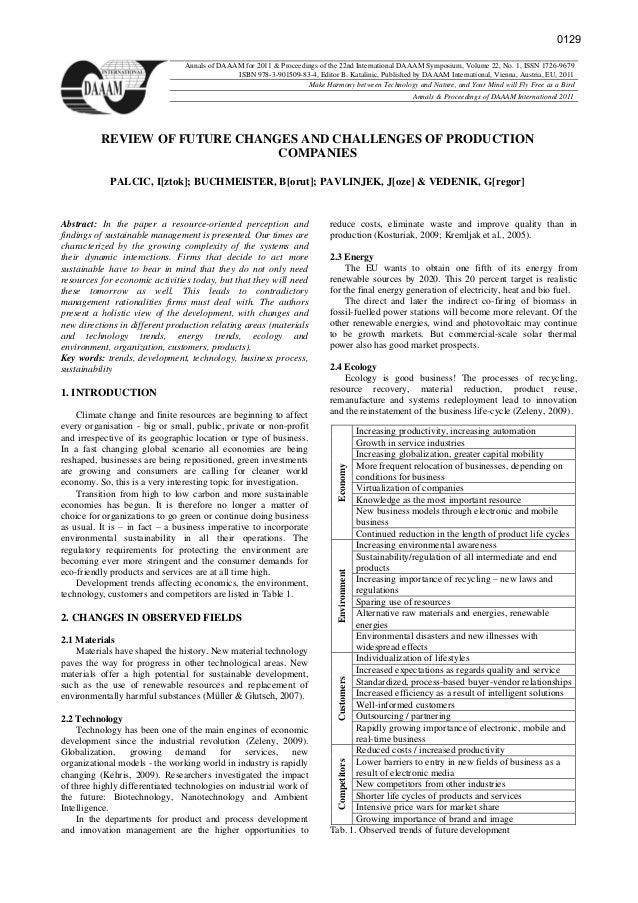 0129                                Annals of DAAAM for 2011 & Proceedings of the 22nd International DAAAM Symposium, Volu...