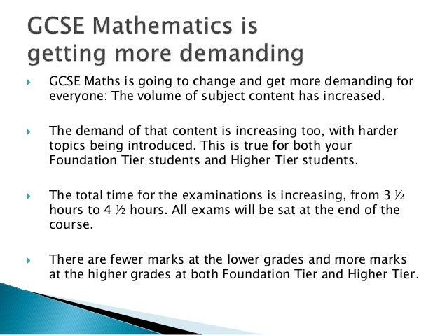 Maths GCSE.?