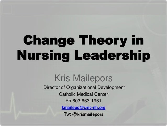 change and conflict management in nursing It seems that change can strike heart in the strongest of individuals change in turn can cause conflict to occur between people in a personal or business relationship patricia benner is the director for the carnegie foundation's study of nursing education benner has conducted extensive research.